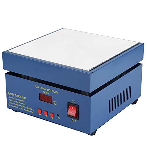 Placa calefactora plataforma calentamiento LED 800