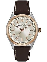 Nautica Herren-Armbanduhr NAD11527G