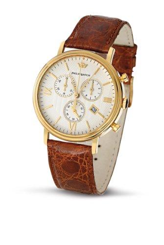 Philip Watch Gents Watch Analogue Quartz R8071980021
