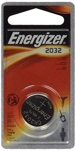 ENERGIZER Watch/Electronic/Spe. Battery, 2032, 3 Volt