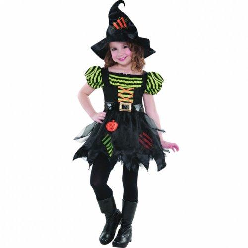 'Pumpkin Patch' Hexenkostüm Kind Klein (9-11 (Internationales Halloween Kostüme)