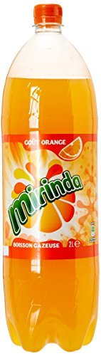 Mirinda Orange 2L (pack de 6) Fascia Gehäuse