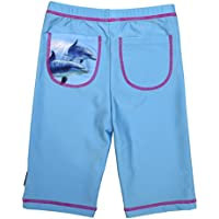 Simply Fille Dauphin UV Surf pour homme, Fille, Dolphin