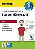 SteuerSparErkl�rung Plus 2019 - Mac-Version (f�r Steuerjahr 2018) | Mac | Mac Aktivierungscode per Email Bild