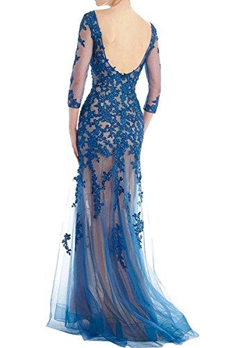 Ivydressing - Robe - Crayon - Femme Bleu