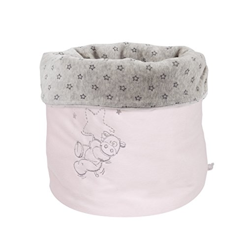 Noukies BB1511.15 Poudre d'étoiles Beauty case, rosa