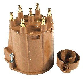 ACCEL 8133 Distributor Cap and Rotor Kit - Tan by