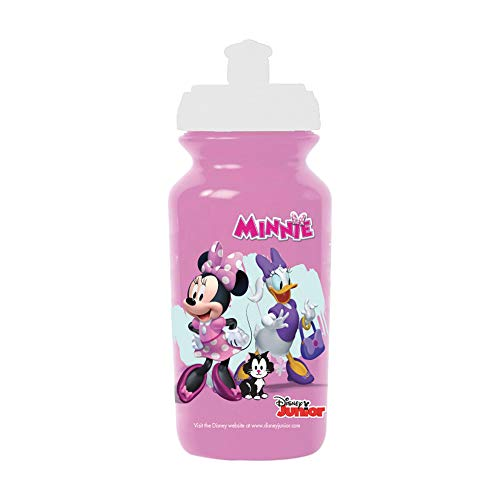 Mandelli Disney Minnie Fahrradhelm für Kinder Einheitsgröße Rosa