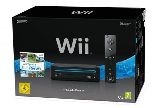 Nintendo Wii Sports Pack, Konsole - Limited - Für Nintendo Wii Spiele Die Familie