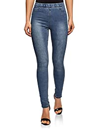 oodji Ultra Donna Jeggings Basic