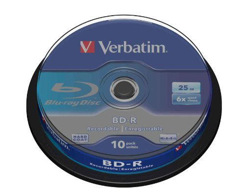 verbatim-43742-bd-r-single-layer-blu-ray-rohlinge-25-gb-6x-10er-spindel