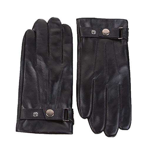 Lannister Fashion Guantes Para Hombres Riding