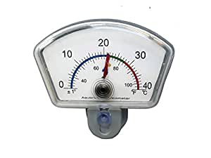 Sri Submersible Index Thermometer, White (Small)
