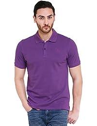 Urban Nomad Purple Knit T-Shirt