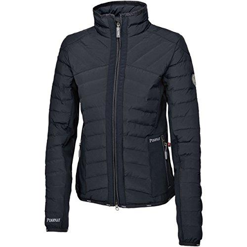 PIKEUR Damen-Softshell Jacke Materialmix FIONETTE, night blue, 42