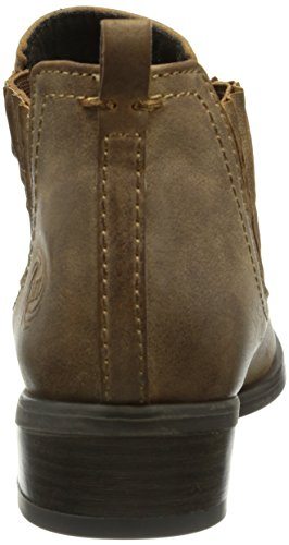 Marco Tozzi 25326 Damen Chelsea Boots Braun (Muscat Antic / 340)