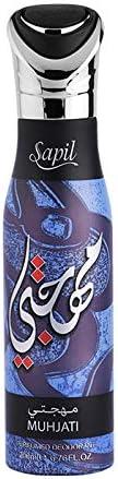 SAPIL Muhjati Unisex - Deodorant, 200Ml