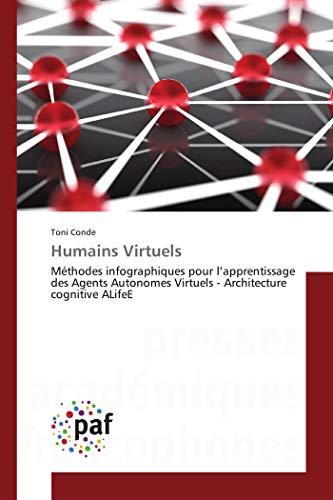 Humains virtuels par Toni Conde