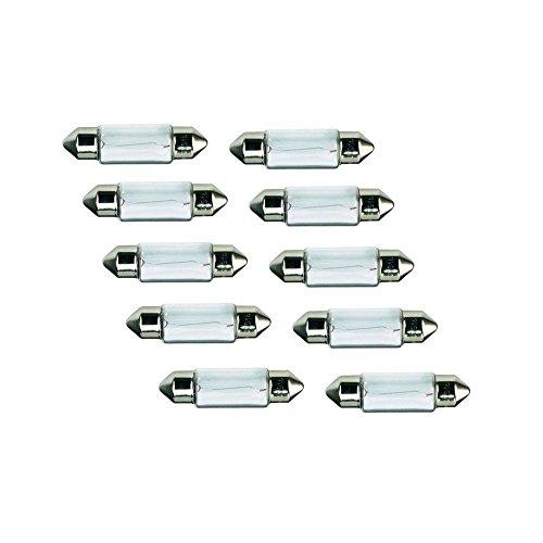 10x Kummert Business Glühlampe Halogen C10W Soffitte 3… | 04260470862812
