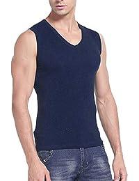 7d921ca17d75f Débardeur pour Homme Sports T-Shirt sans Manches Respirant Musculation Gym  Running