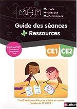 Méthode Heuristique Mathématiques CE1-CE2 - Guide des séances + Ressources de Nicolas Pinel