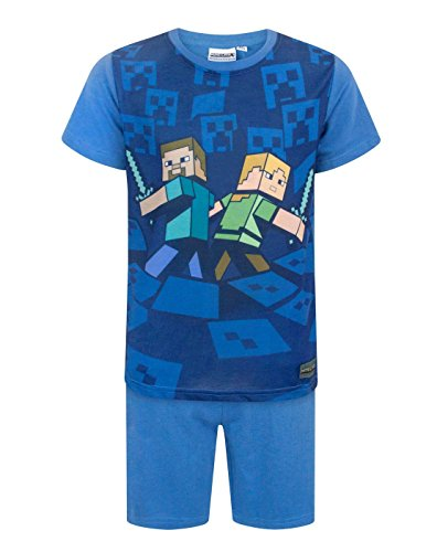 Minecraft Surrounded Boy's Pyjamas (8 Years)