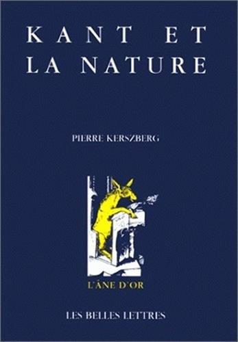 Kant et la nature