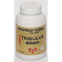 American supps Tribulus 1250–100Pastillas
