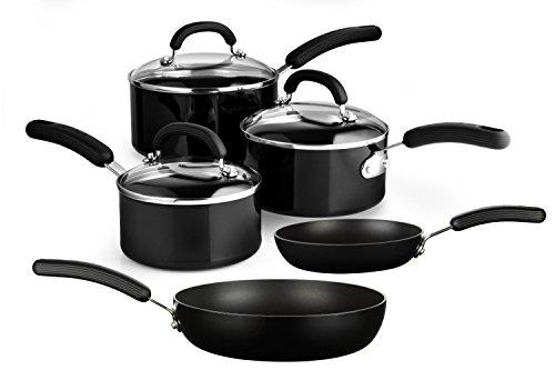 -[ Circulon 3-Piece Aluminium Cookware Set  ]-