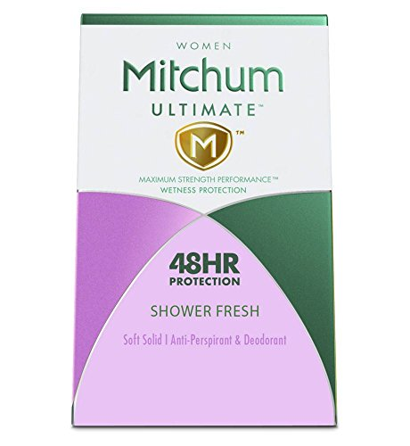 Mitchum Ultimate Shower Fresh Cream Deodorant 45g