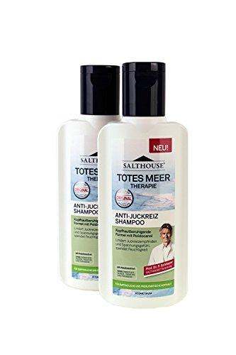 Anti Juckreiz Shampoo (Salthouse Totes Meer Therapie Anti-Juckreiz Shampoo 250ml, Menge:2er Pack)
