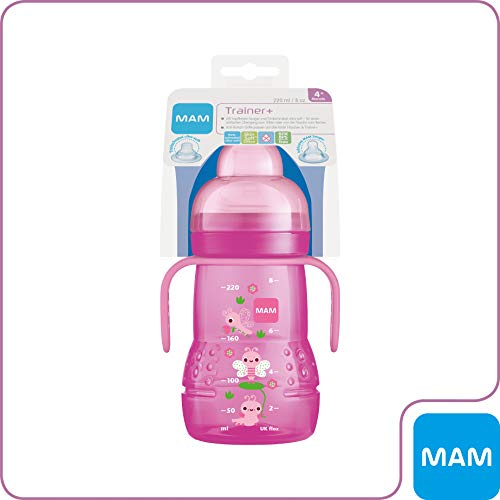 MAM 62838222 – Trainer + 220 ml für Mädchen - 6