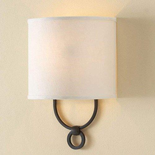 YNG Land-Schlafzimmer-Wand-Lampen-Nachttischlampe-Spiegel-Front-Lampen-warme minimalistische einfache halbkreisförmige Wand-Lampen-Gang-Lichter - Licht-land-switches