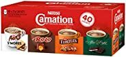 Nestle Carnation Hot Chocolate Variety Pack, 40-count