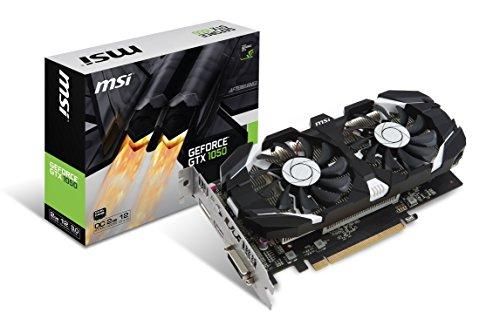 Scheda grafica MSI GeForce GTX 1060 per gaming, 6GB, GDDR5DirectX 12VR Ready (GeForce GTX 1060Gaming, 6 GB) nero Black/Silver 2 Gb