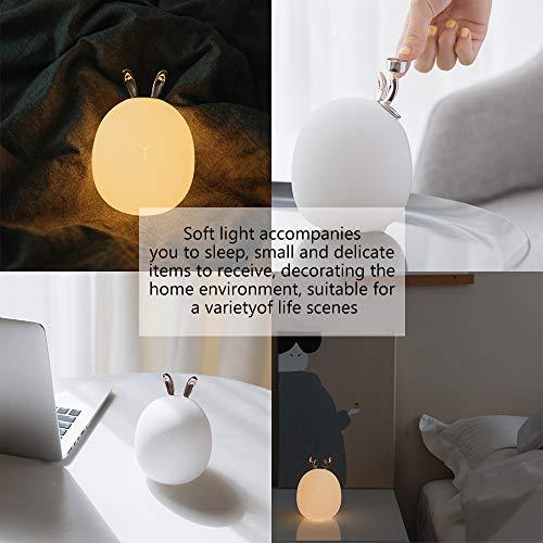 Licht Für Schlafzimmer Kinderzimmer Geburtstagsgeschenken - , Tragbare USB Aufgeladen Sensible Warmweisse Nachtlicht - Warmweisse, Tragbare, süßen, Schlafzimmer, nachtlicht baby, Nachtlicht, Licht, LED, Kinder, Geburtstagsgeschenken, Baby, Aufgeladen