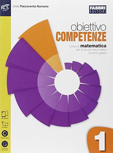 Obiettivo competenze. Quaderno. Per la Scuola media. Con espansione online: 1