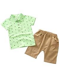 452b05aa63179 Amazon.fr   Vert - Ensembles   Bébé garçon 0-24m   Vêtements