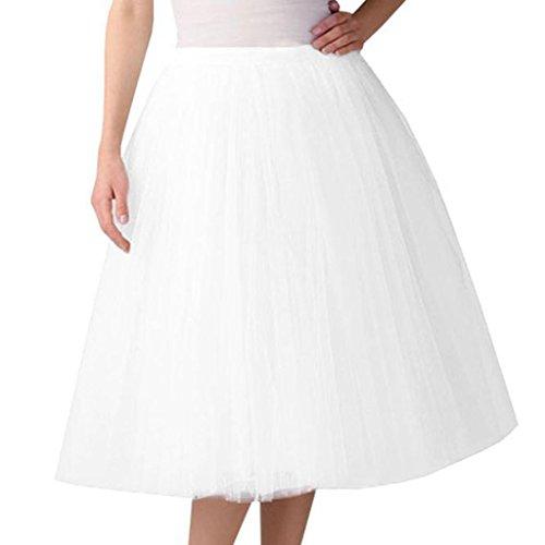 8d62fa01c Cortas mujer verano faldas tubo de moda faldas tul mujer faldas altas de cintura  faldas acampanadas