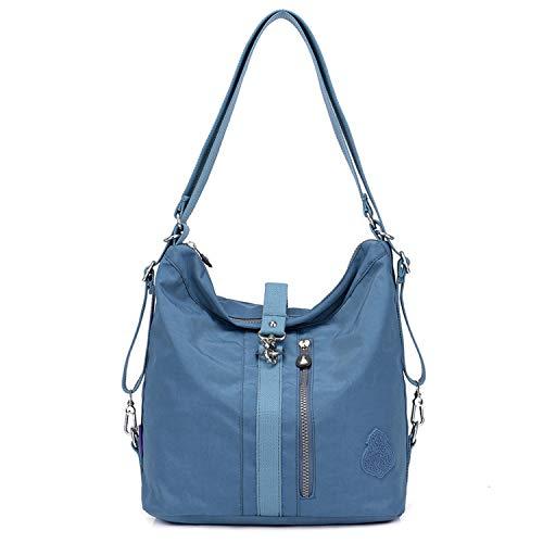 Outreo Borsa Tracolla Donna Borse a Spalla Griffate Borsetta Sport Zaino Impermeabile Borse da Viaggio Sacchetto per Ragazza Tasche Messenger Bag