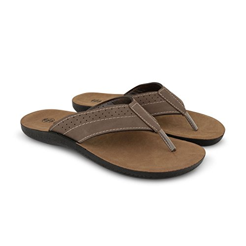 Footwear Sensation - Sandali  uomo Brown