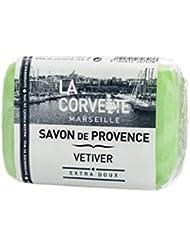 La Corvette Savon de Provence Vétiver 100 g