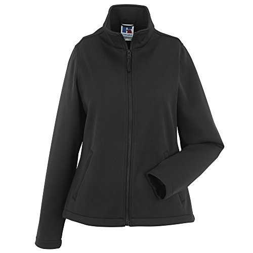 Russell Womens smart softshell jacket Black