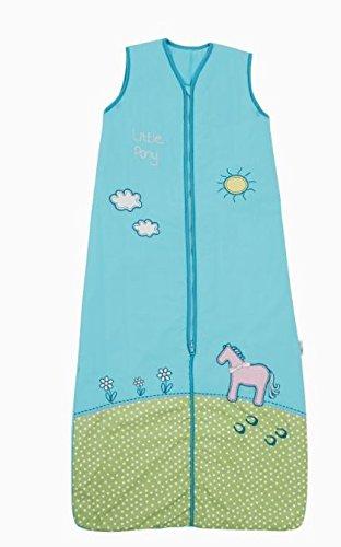 Slumbersac - sacco nanna bambino leggero 0.5 tog circa - pony, 12-36 mesi/110cm
