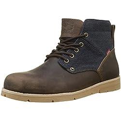 levi's jax, men's ankle boots - 41EaXUir 2BoL - Levi's Men's Jax Desert Boots