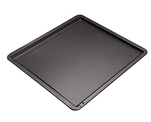 Zenker Backblech rechteckig (52-37 cm x 33 cm), Ofenblech, ausziehbar & verstellbar, ideal geeignet für Plätzchen & Blechkuchen, mit Antihaftbeschichtung