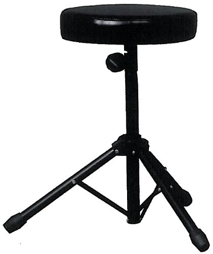 Drumhocker DT-10 schwarz Schlagzeughocker Drummersitz