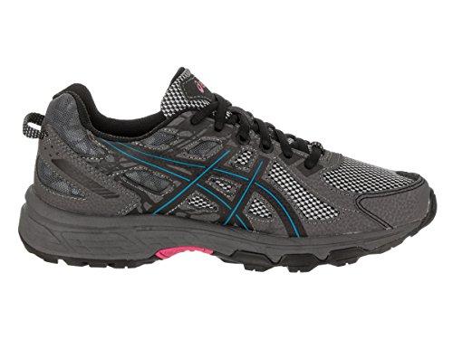 Asics Chaussures Gel-Venture® 6 Pour Femme Black-Island Blue-Pink Glow