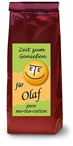 Olaf-Namenstee-Frchtetee