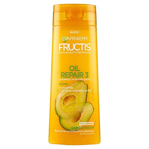 Garnier Fructis Oil Repair 3Shampoo für trockenes Haar, 250ml